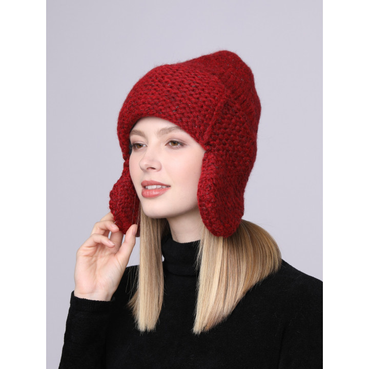 Арес шапка-ушанка