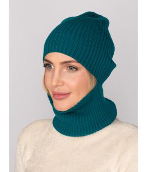 Бейси шапка-шлем (балаклава) трикотажная