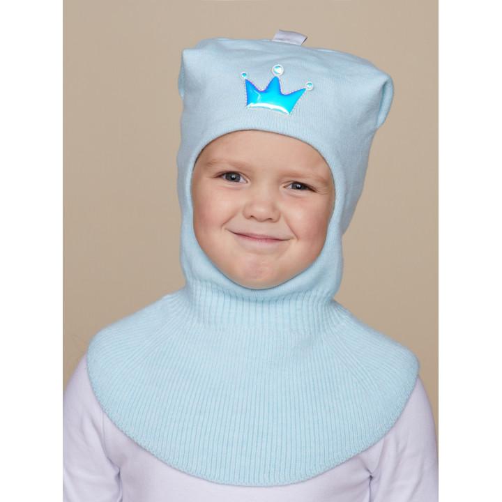Мила шапка-шлем