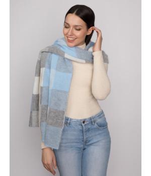 Пазл шарф